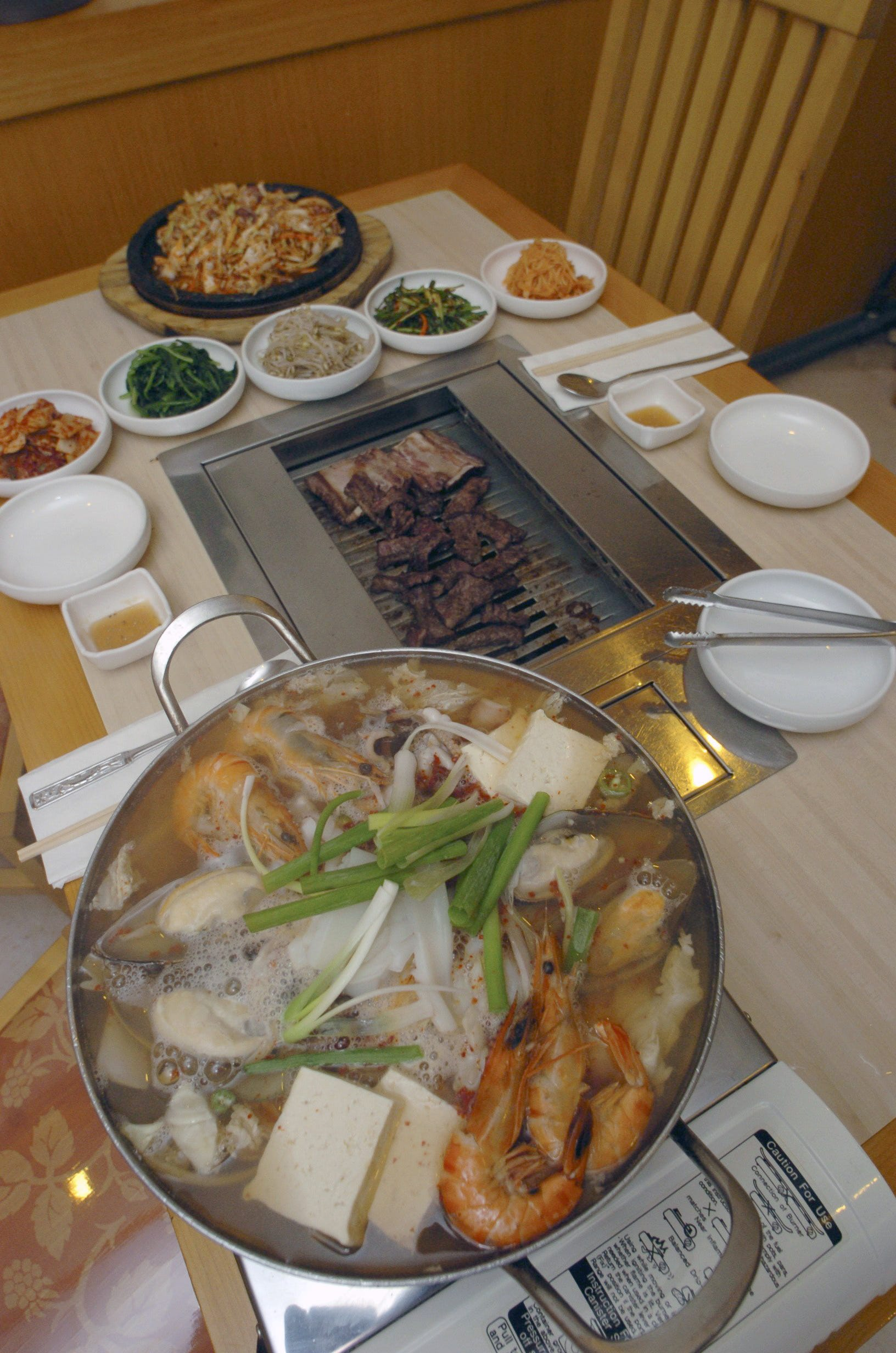 Sejong Korean Restaurant