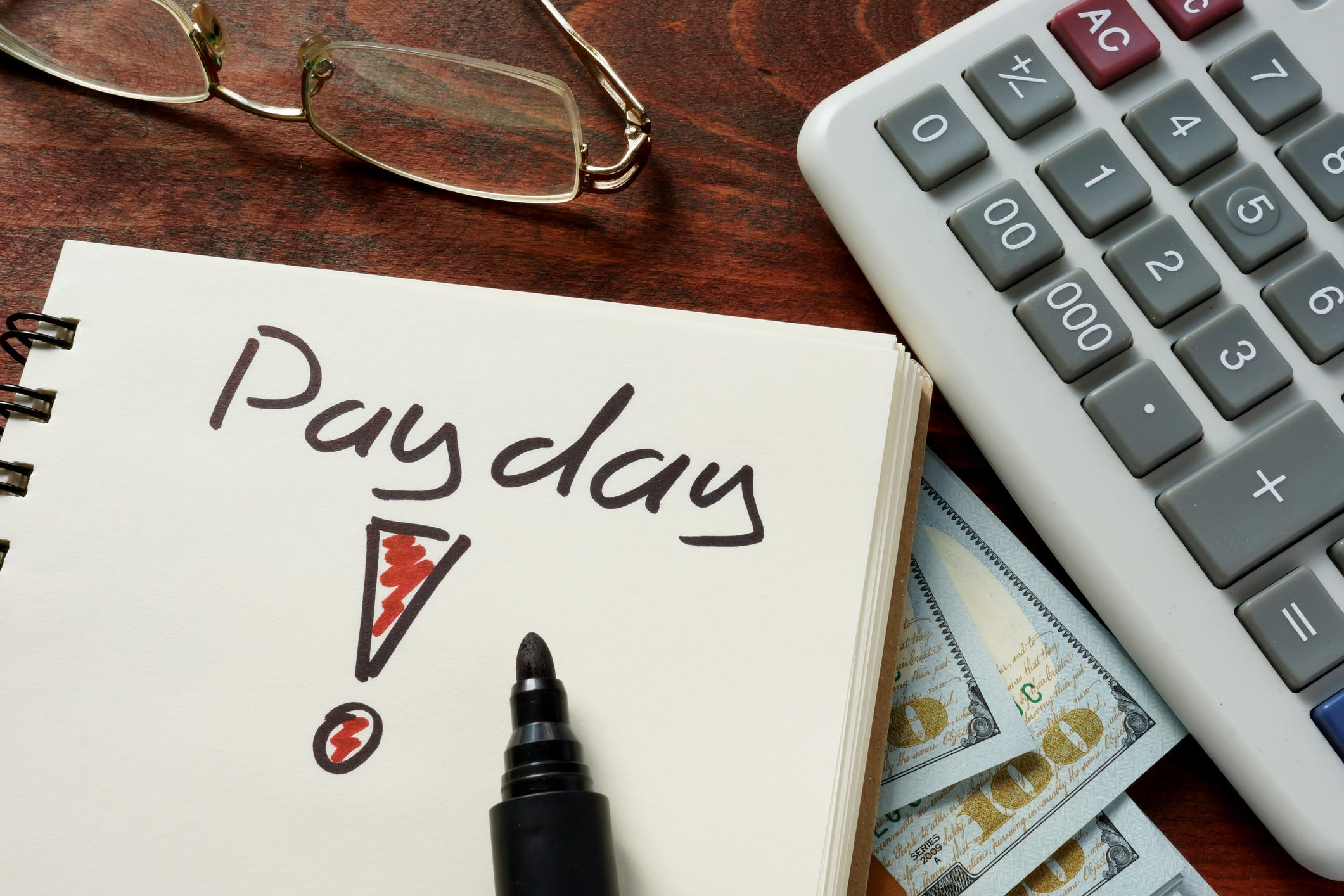How to change your paycheck-to-paycheck reality