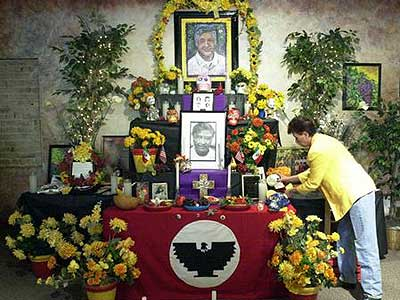 Day of the Dead altars: What's on a traditional version