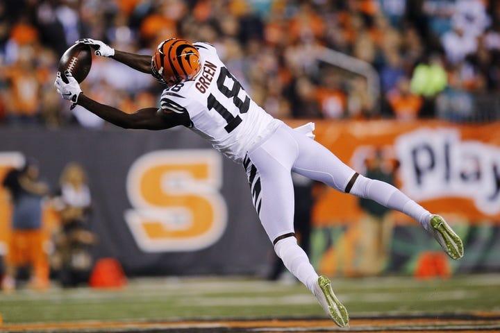 Watch: Bengals WR A.J. Green NFL Week 6 press conference