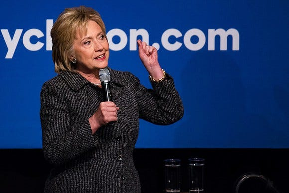 2 ways Hillary Clinton plans to change Social Security