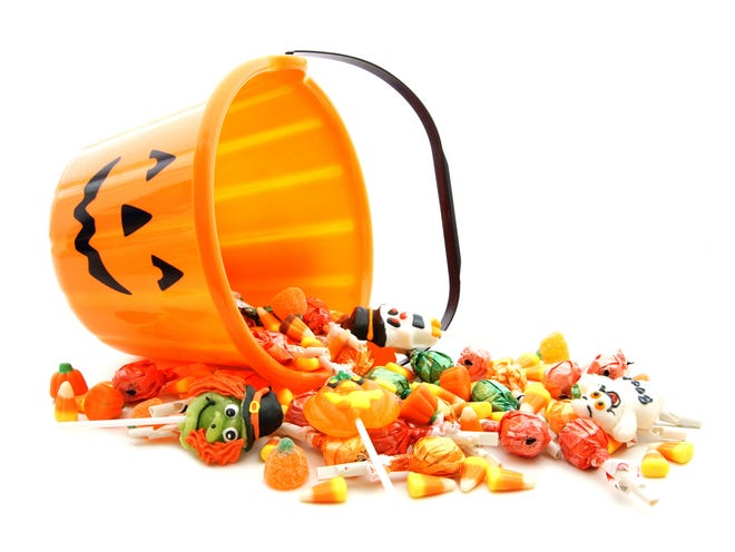 We ranked the best new Halloween candies available this fall.