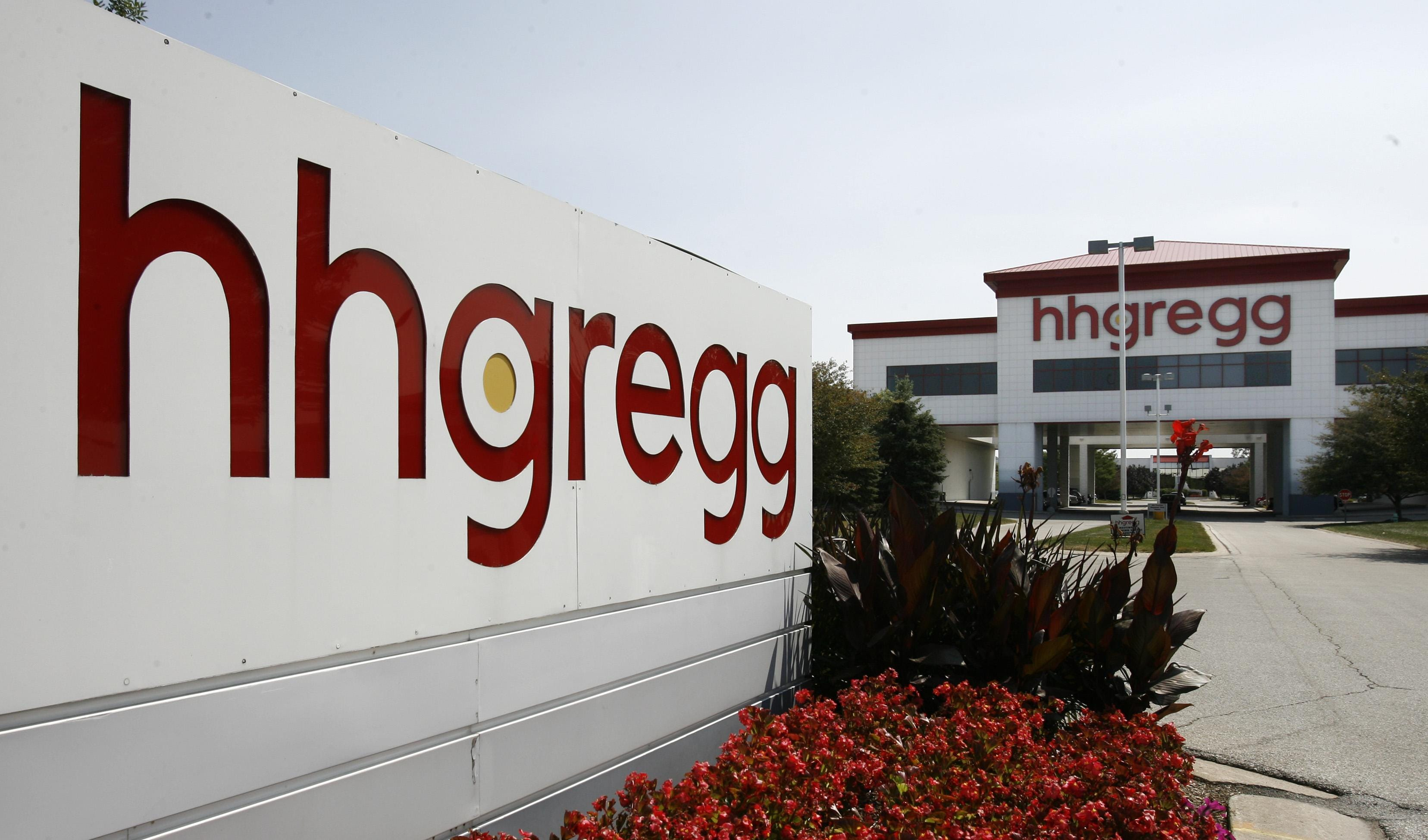 HHGregg to lay off 268 corporate workers