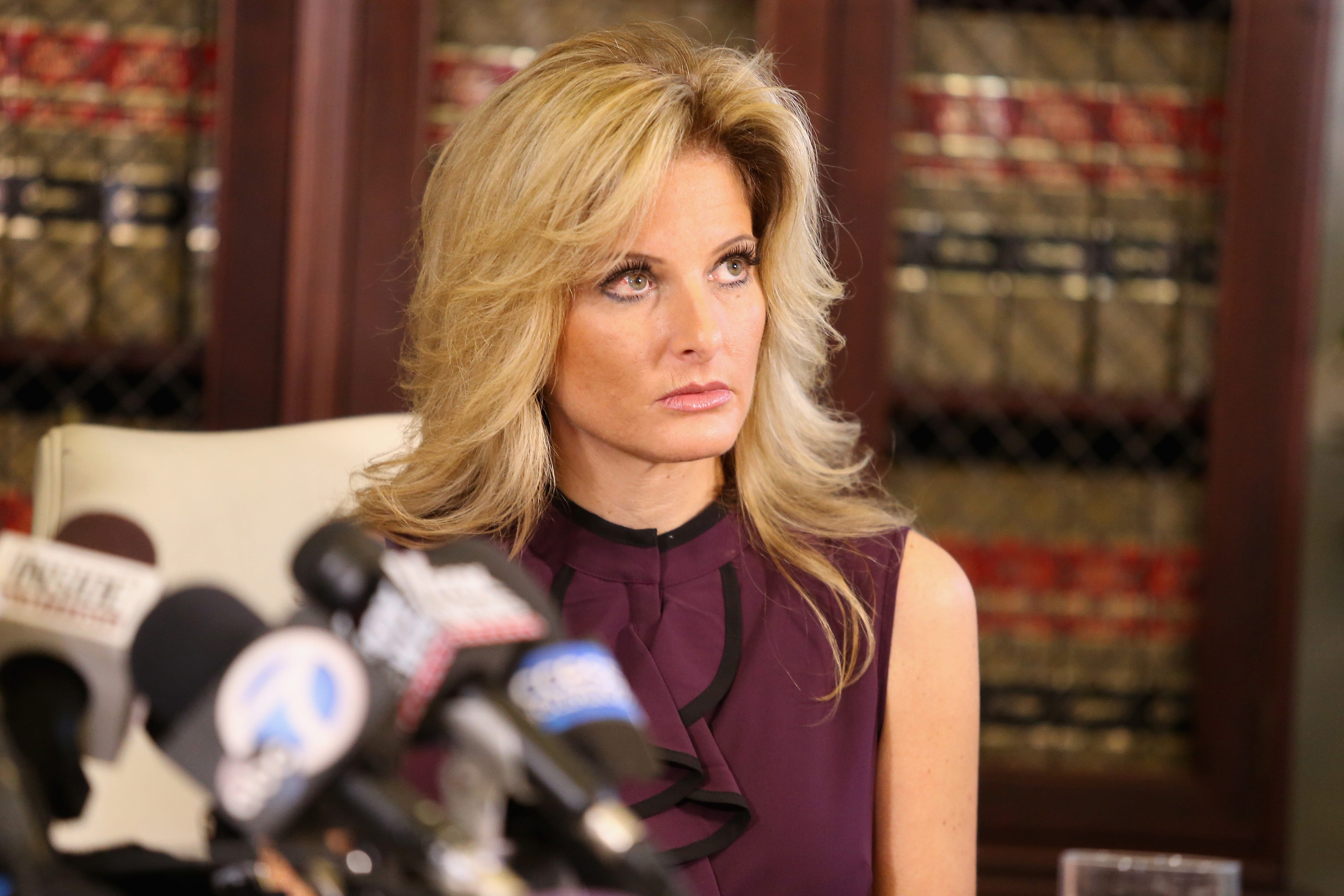Trump claims immunity from Apprentice contestant's lawsuit