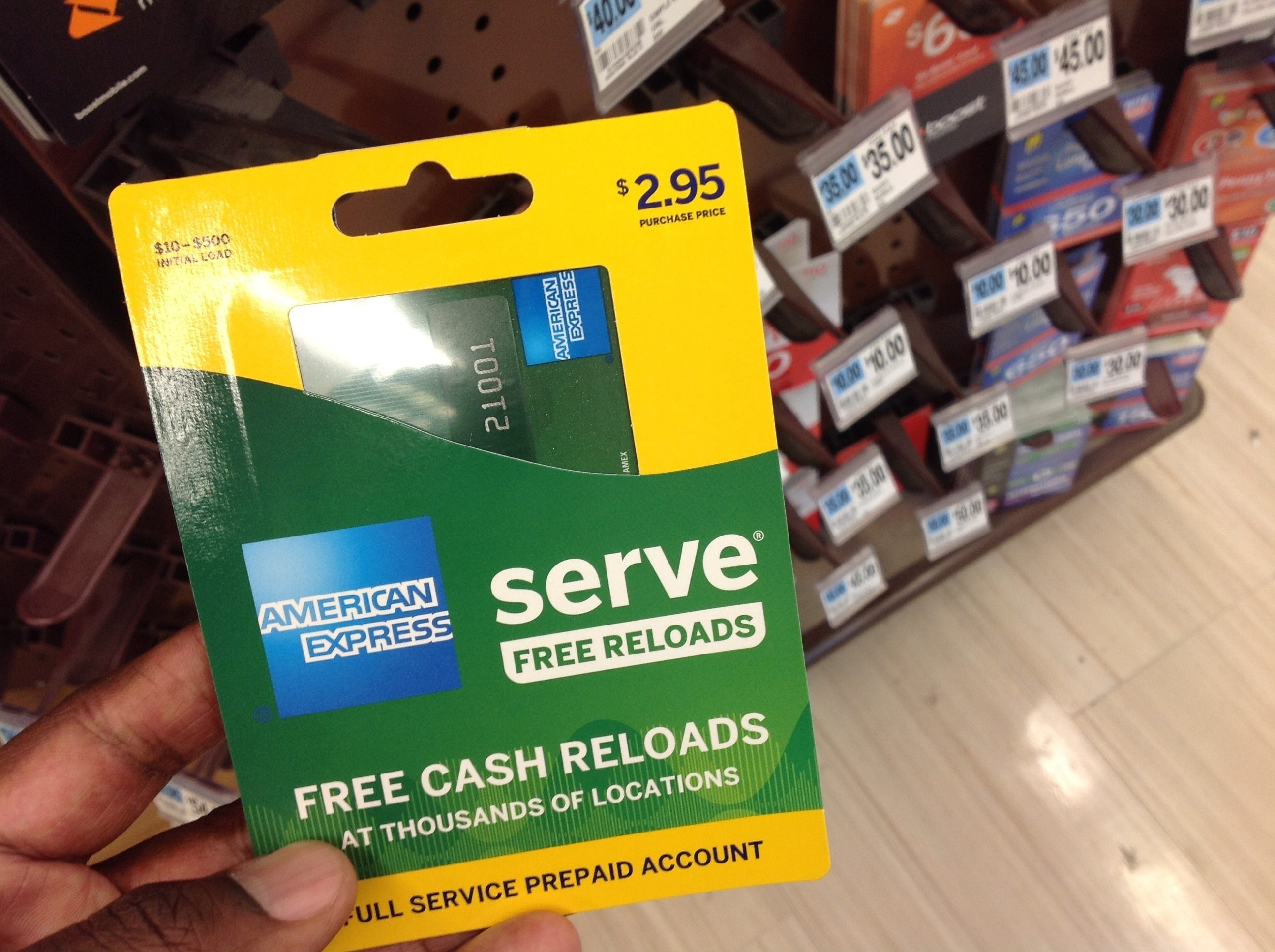 Changes coming to prepaid card market