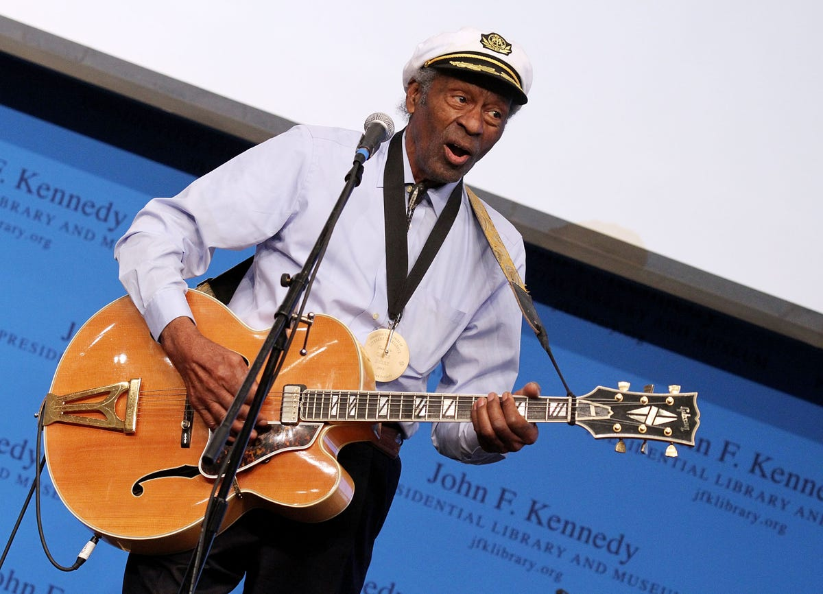 How Chuck Berry's love of country inspired Nashville