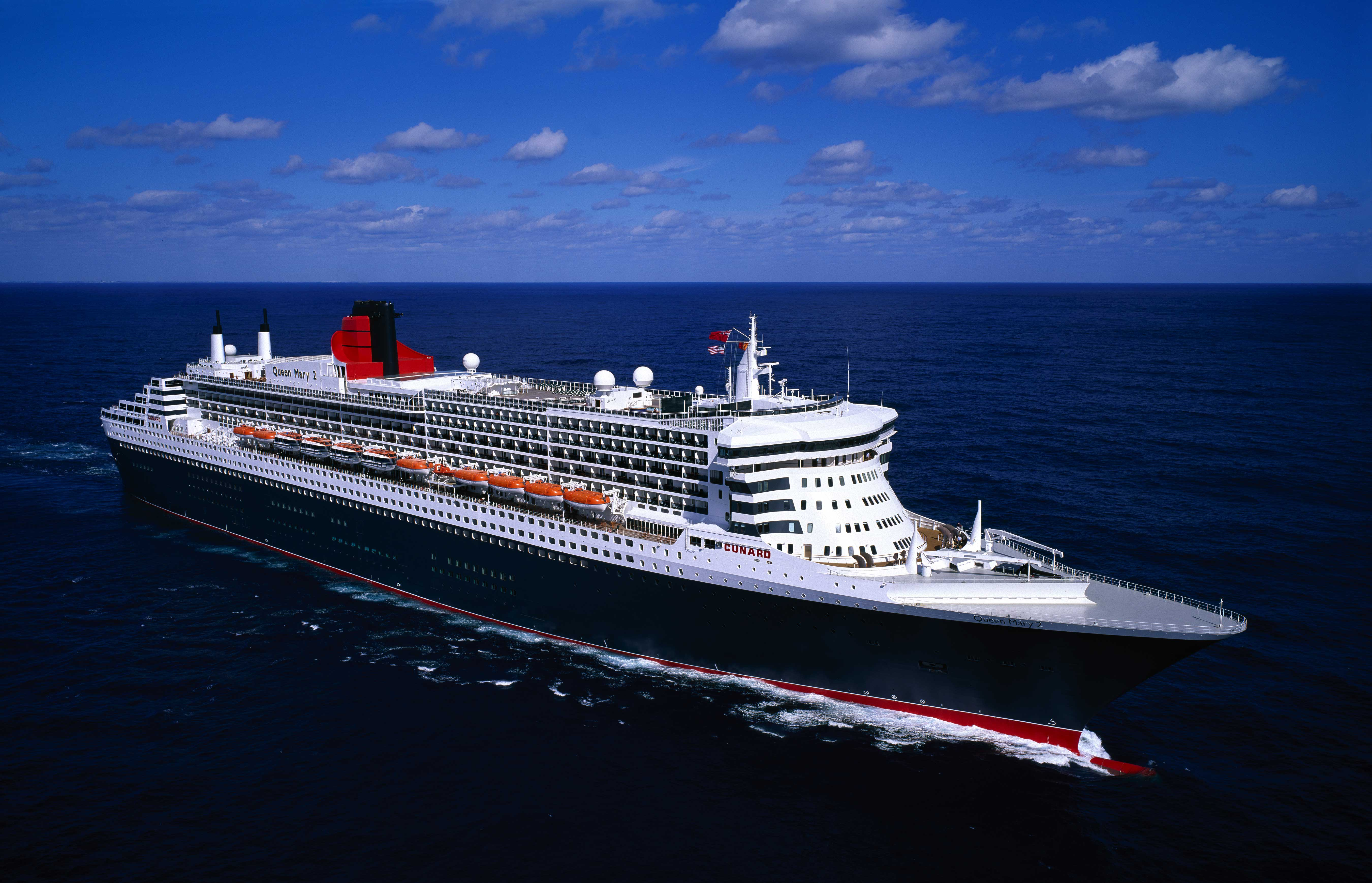 10 reasons you should cruise on the Queen Mary 2