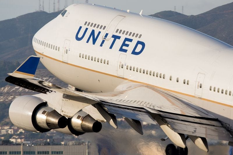United adds one-time Boeing 747 flight on Chicago-San Francisco route
