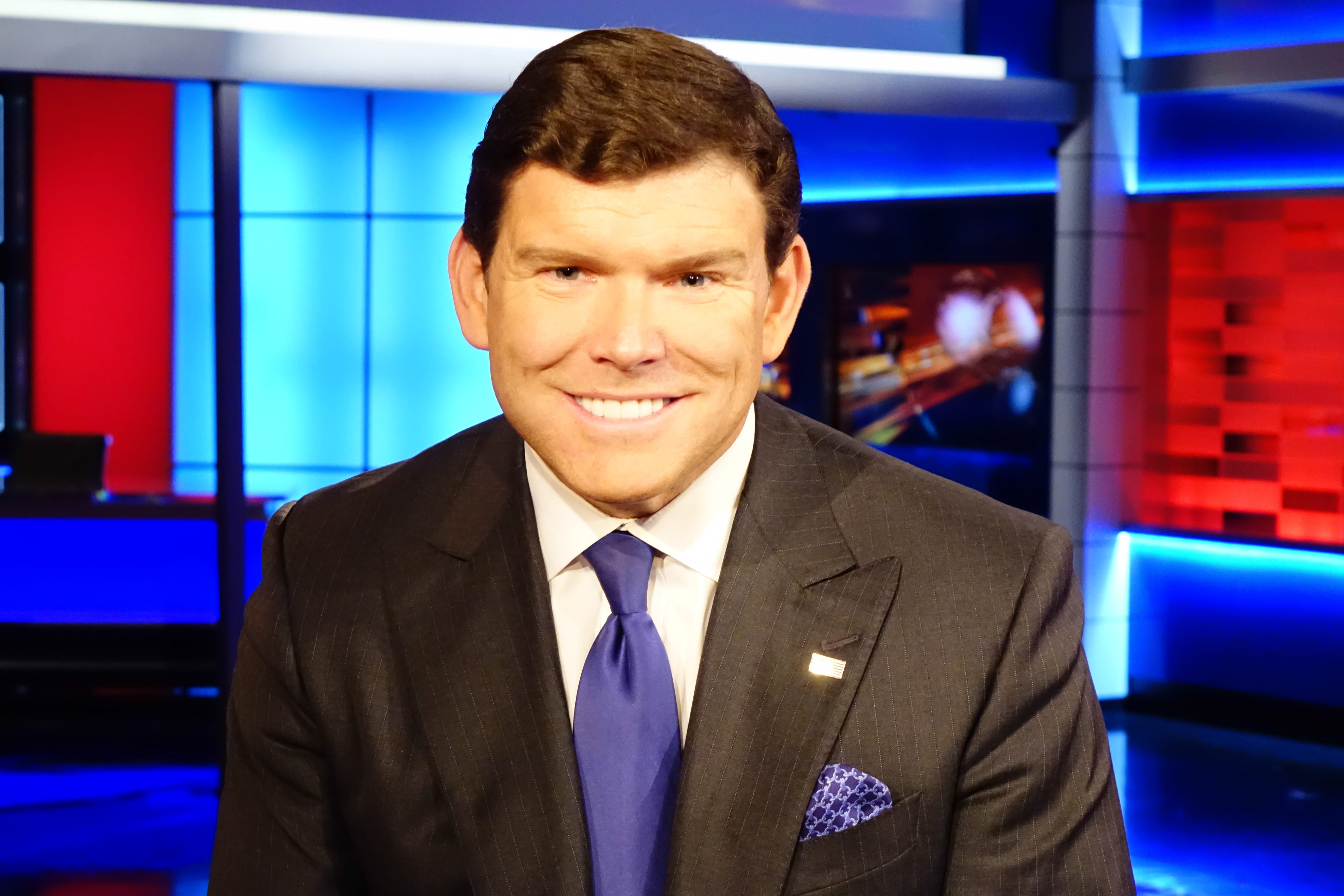 Fox News anchor Bret Baier in 'major car crash' with his family, Stephen Colbert reveals