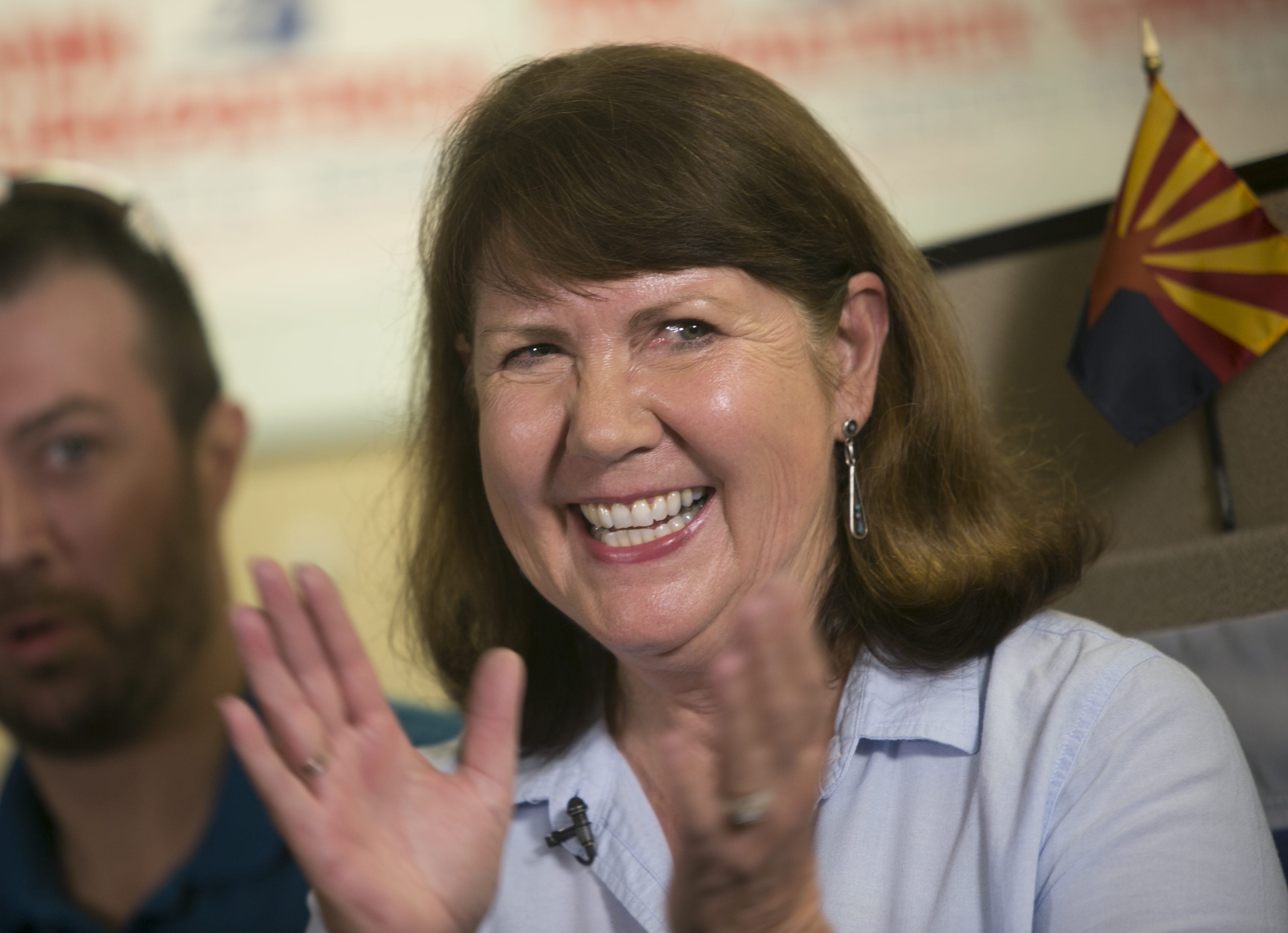 Arizona congresswoman Ann Kirkpatrick to get treatment for alcohol dependence