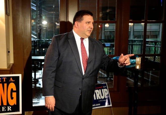 Hamilton County Republican Party chairman Alex Triantafilou is one of Ohio's 18 presidential electors.