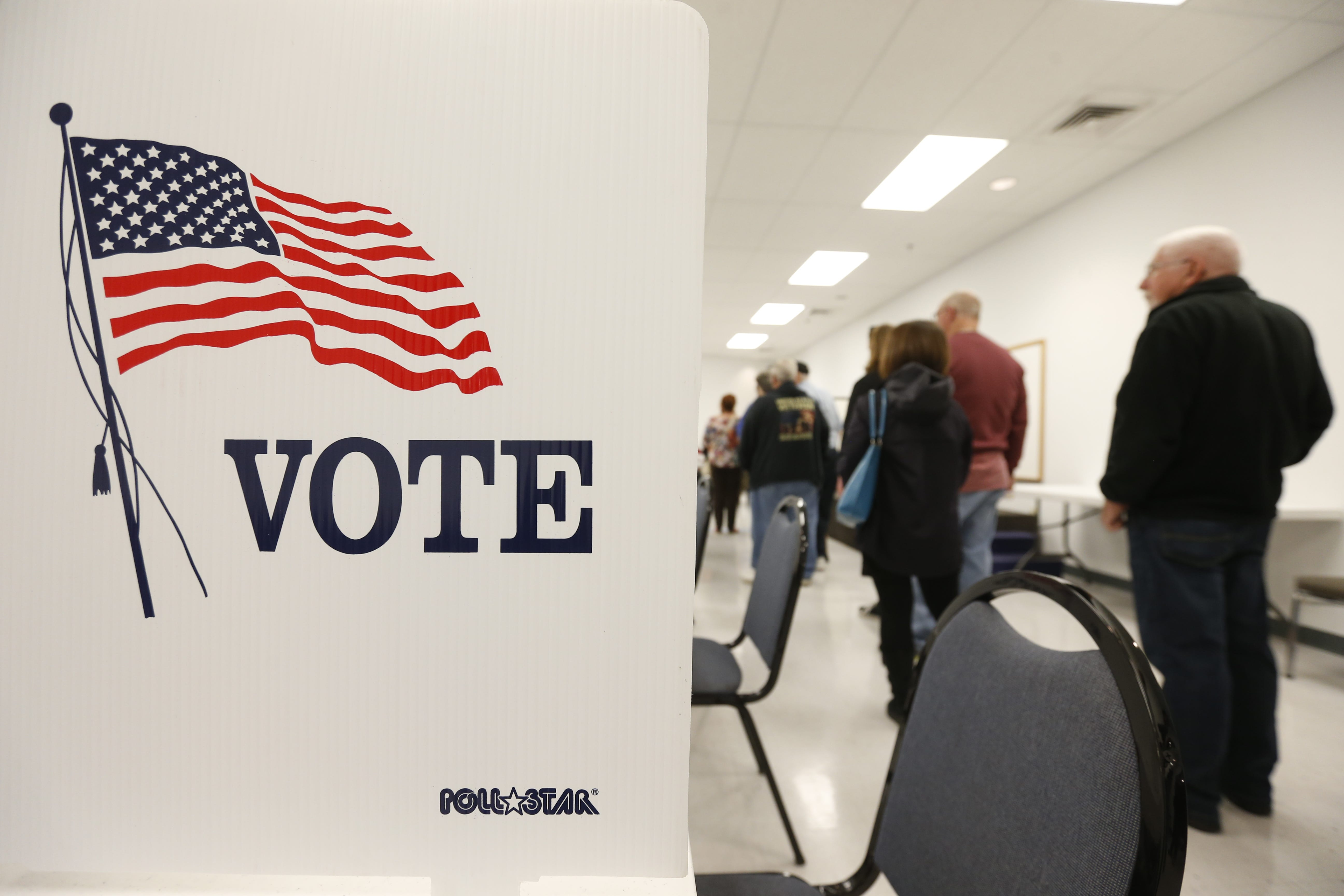 Today is election day for some voters in greene county | kbia.