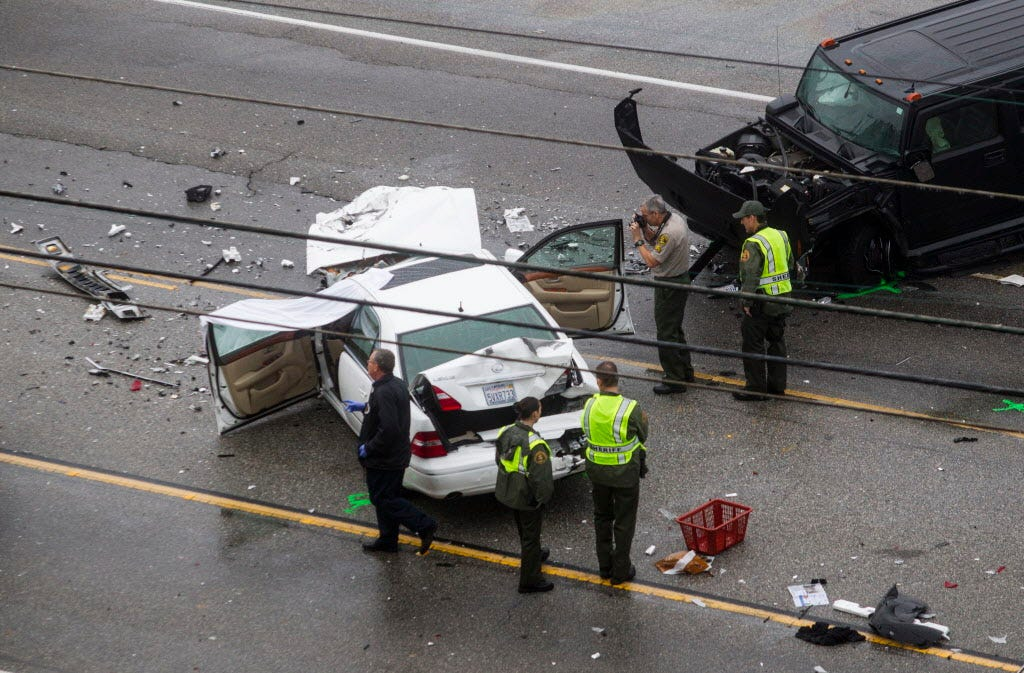 Deadly car crashes are on the rise again, hitting a 9-year high