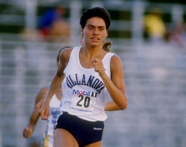 Vicki Huber Rudawsky in 1988.