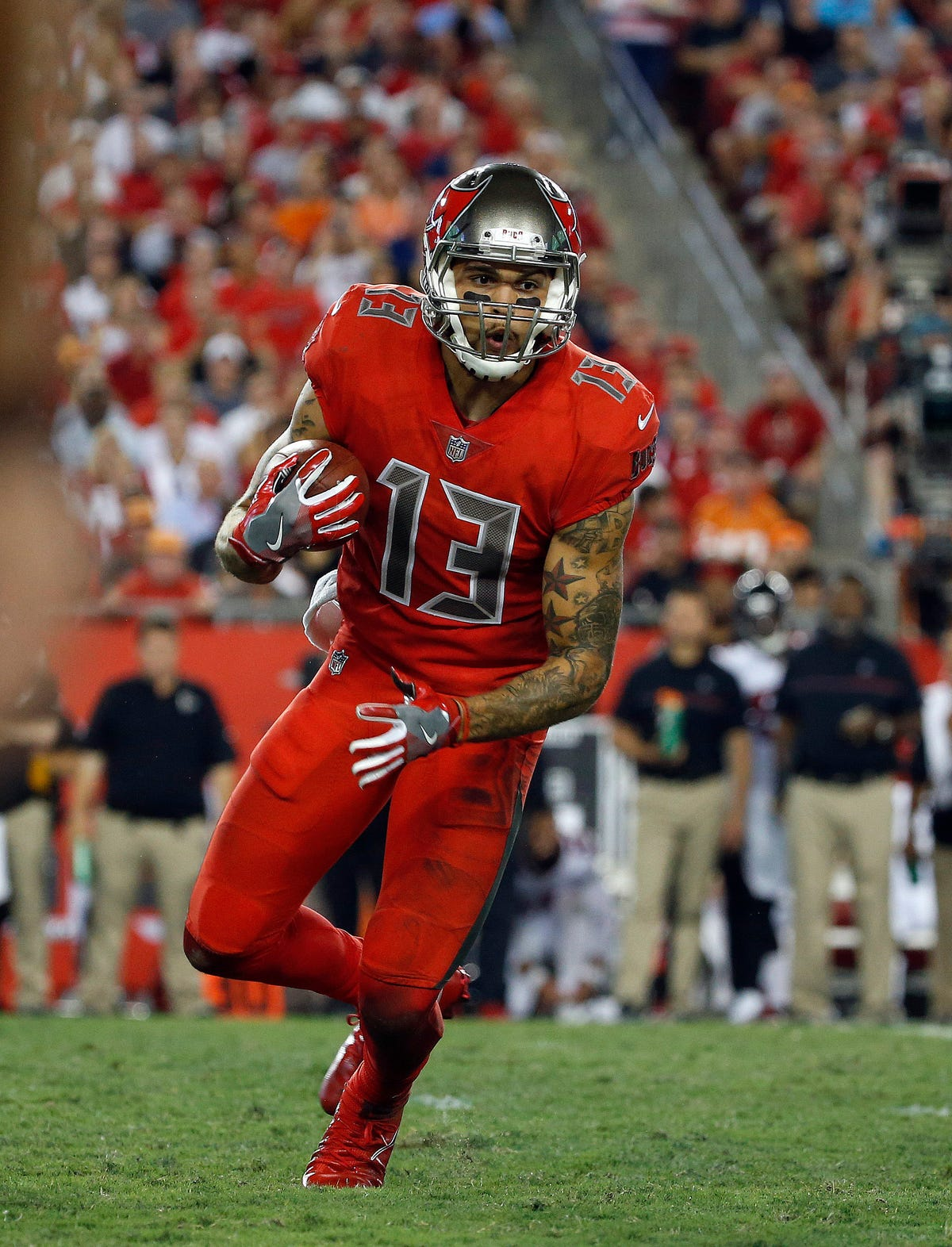 Buccaneers' Mike Evans on Trump protest: 'I know I've hurt a lot of