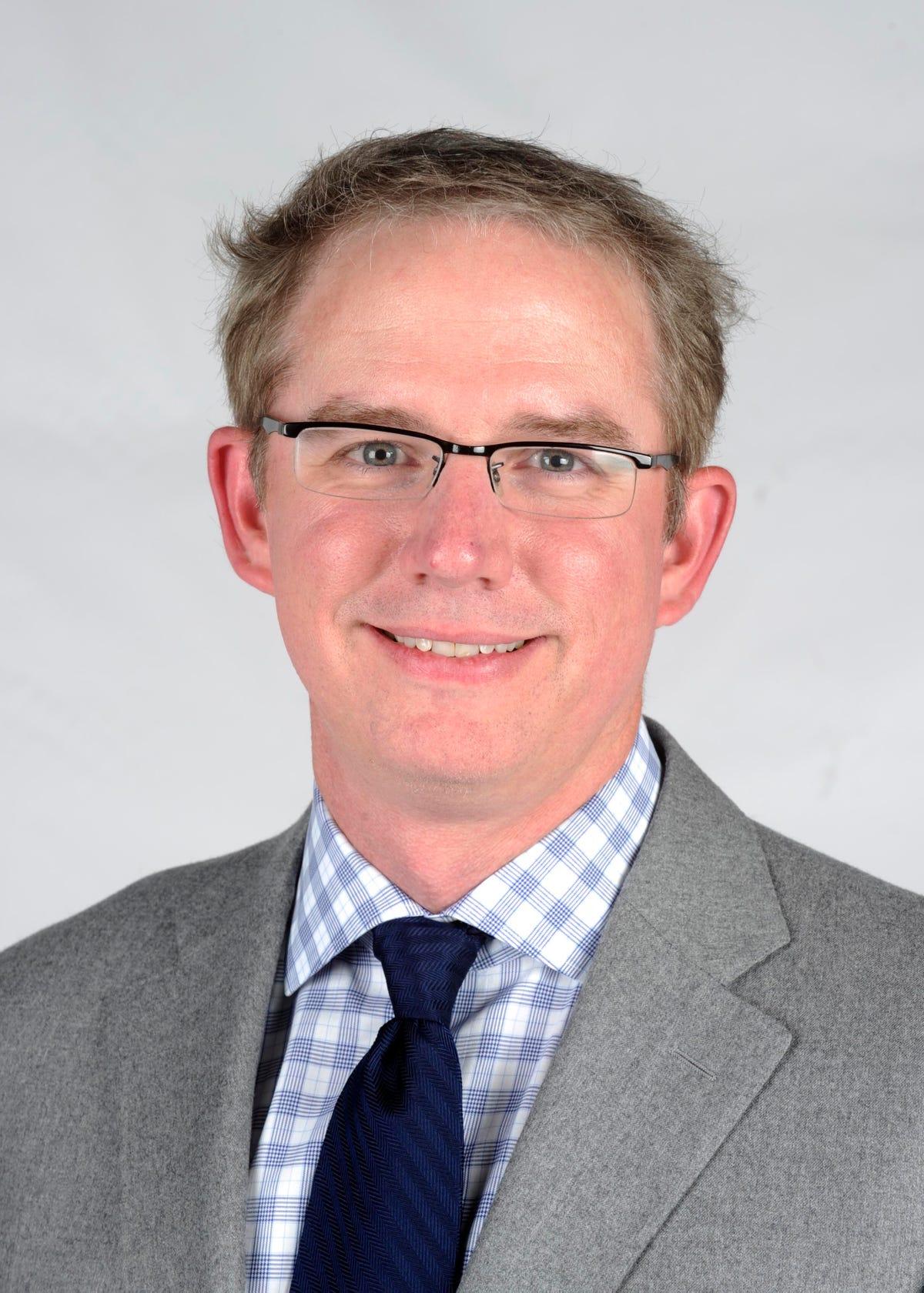 40 Under 40: Dr  Wesley White