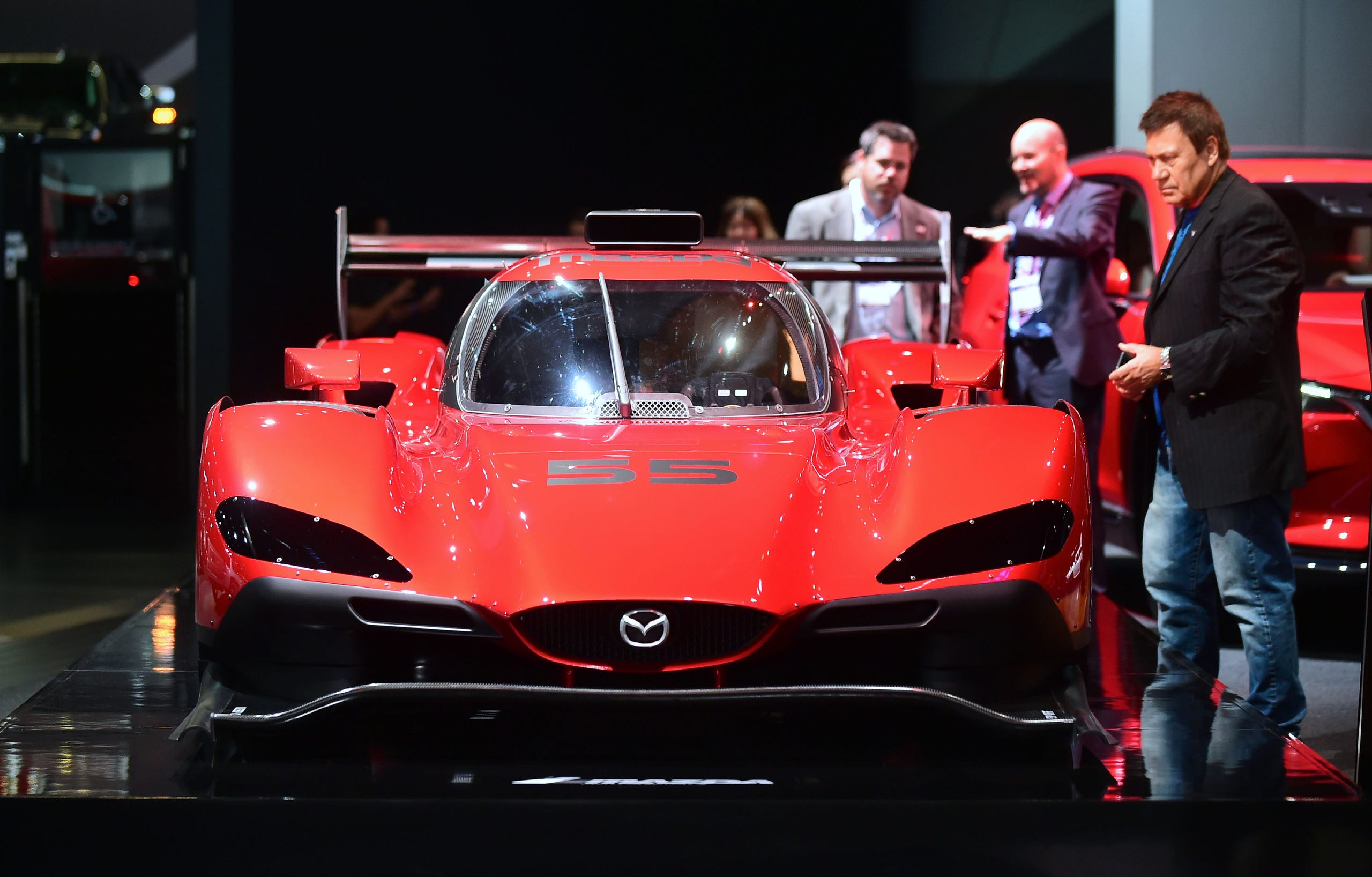 Stunning Cars Debut At The Los Angeles Auto Show