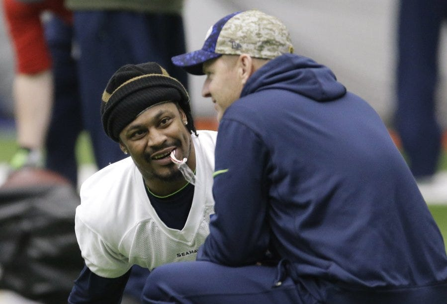 Detroit Lions' Darrell Bevell isn't nearly as old-school as you think