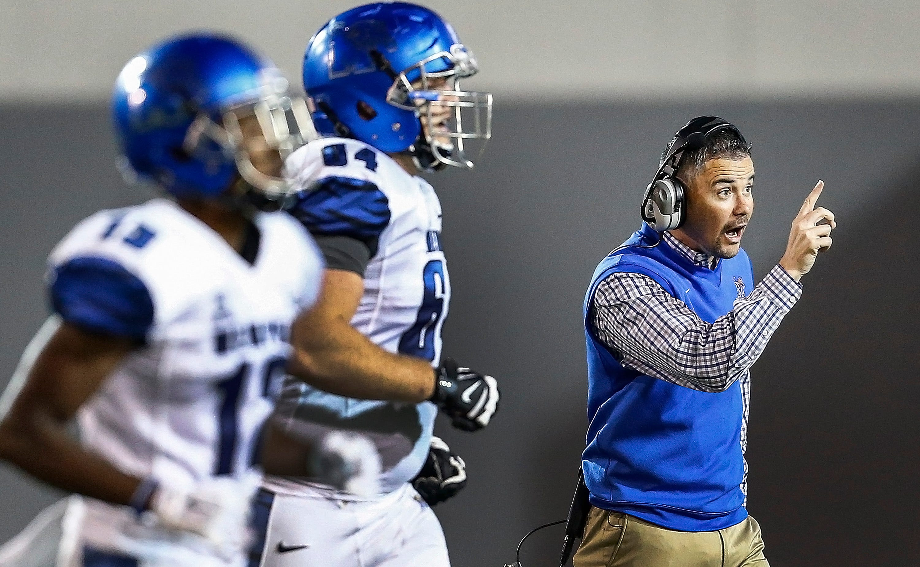 Memphis eager to return to Liberty Bowl for spring game