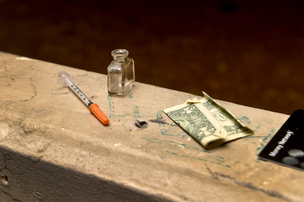 Heroin tightens deadly grip on county