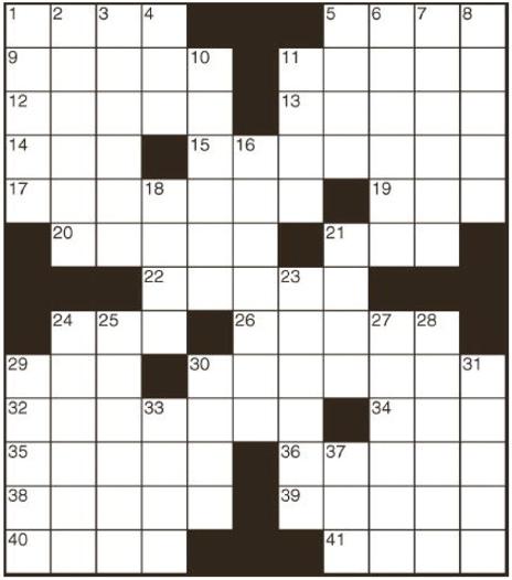 photo about Sheffer Crossword Printable titled Unique crossword inside Thursdays paper
