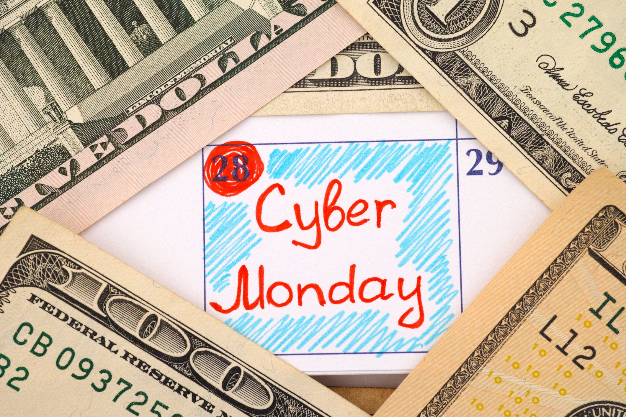 Cyber Monday is forecast to be huge. The reason: can't shake a shopping habit