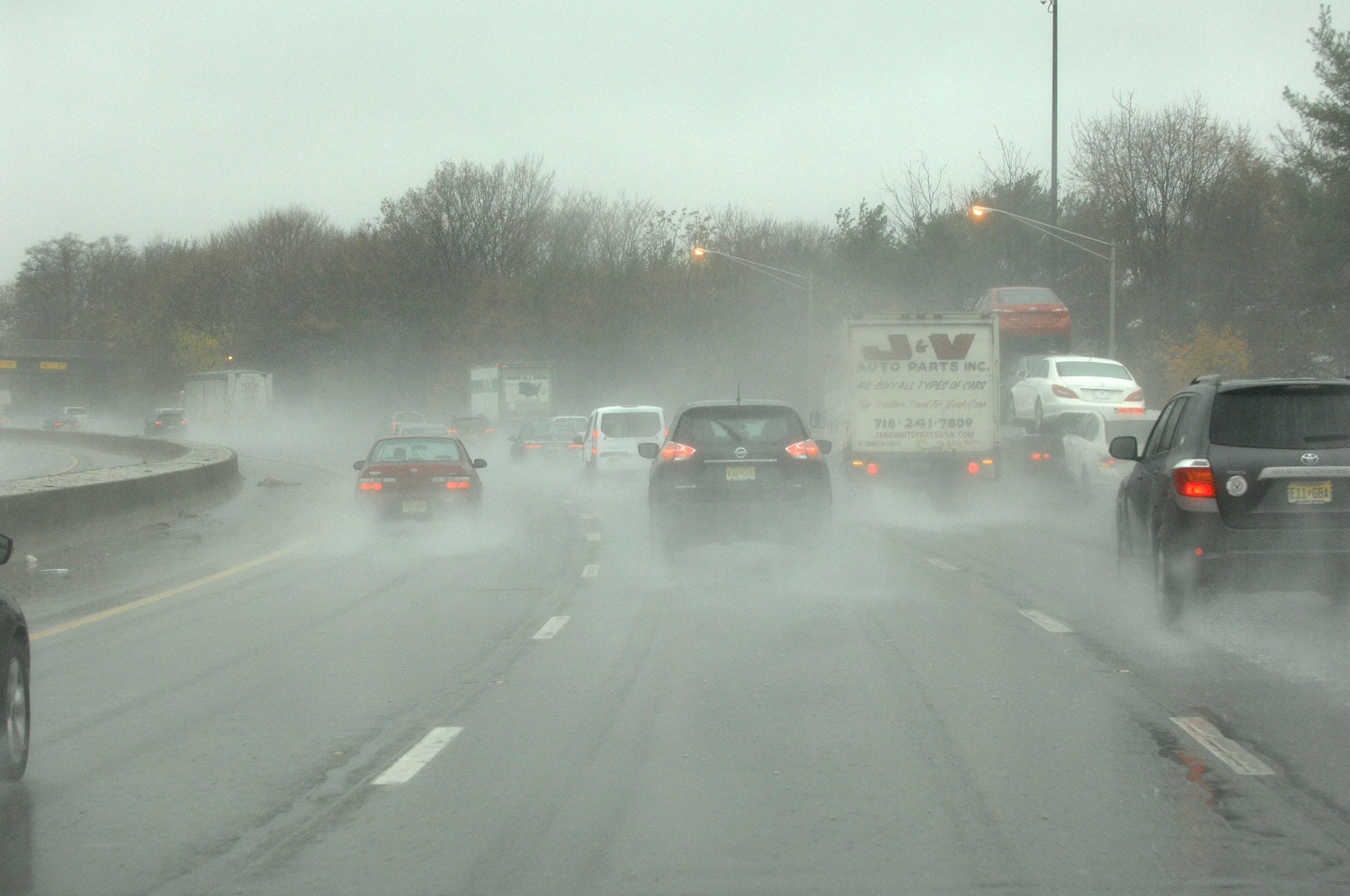 Mississippi one of the deadliest states for driving in the rain, report says | Clarion Ledger