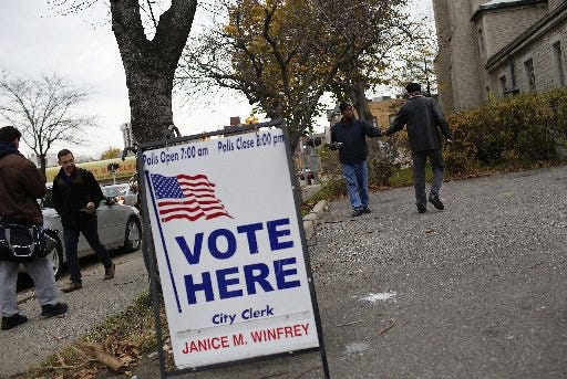 Detroit Voters Guide: Vote in the November 7 general election