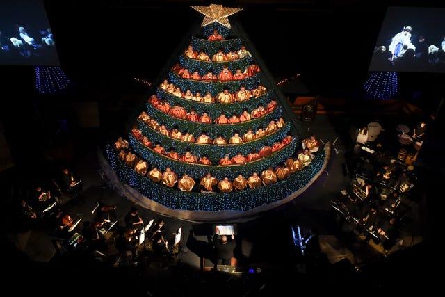 2016 Hobe Sound Singing Christmas Tree