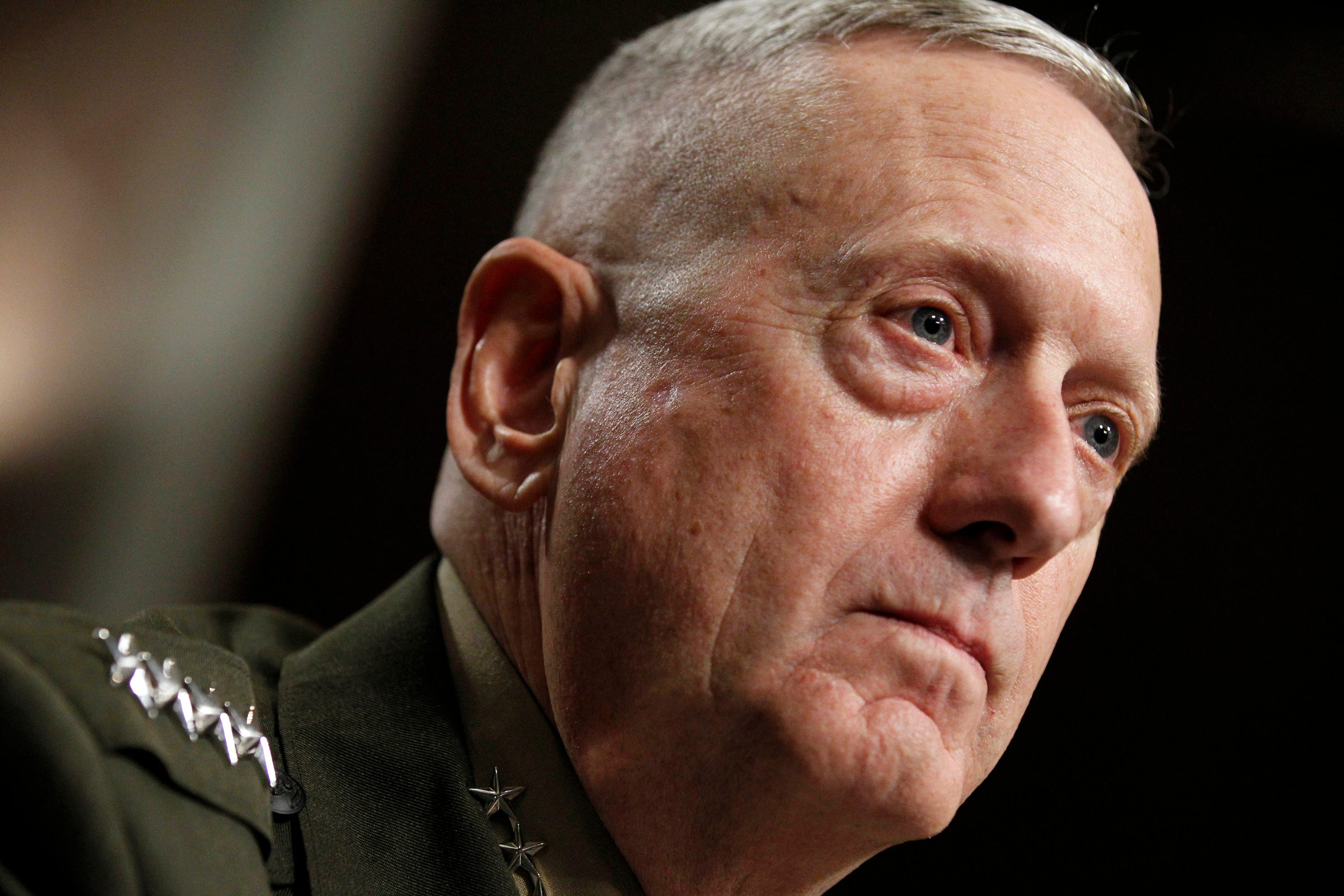 Live Stream: General James Mattis testifies to the House Armed Services Committee