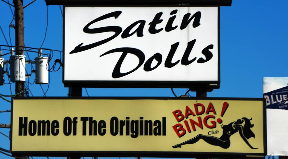 Satin Dolls, setting for 'The Sopranos' Bada Bing! bar, ordered to give up liquor license