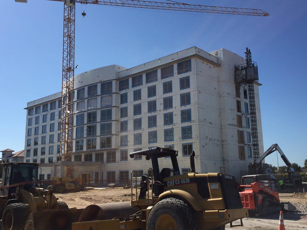 Drury Hotels building first Southwest Florida inn near Gulf