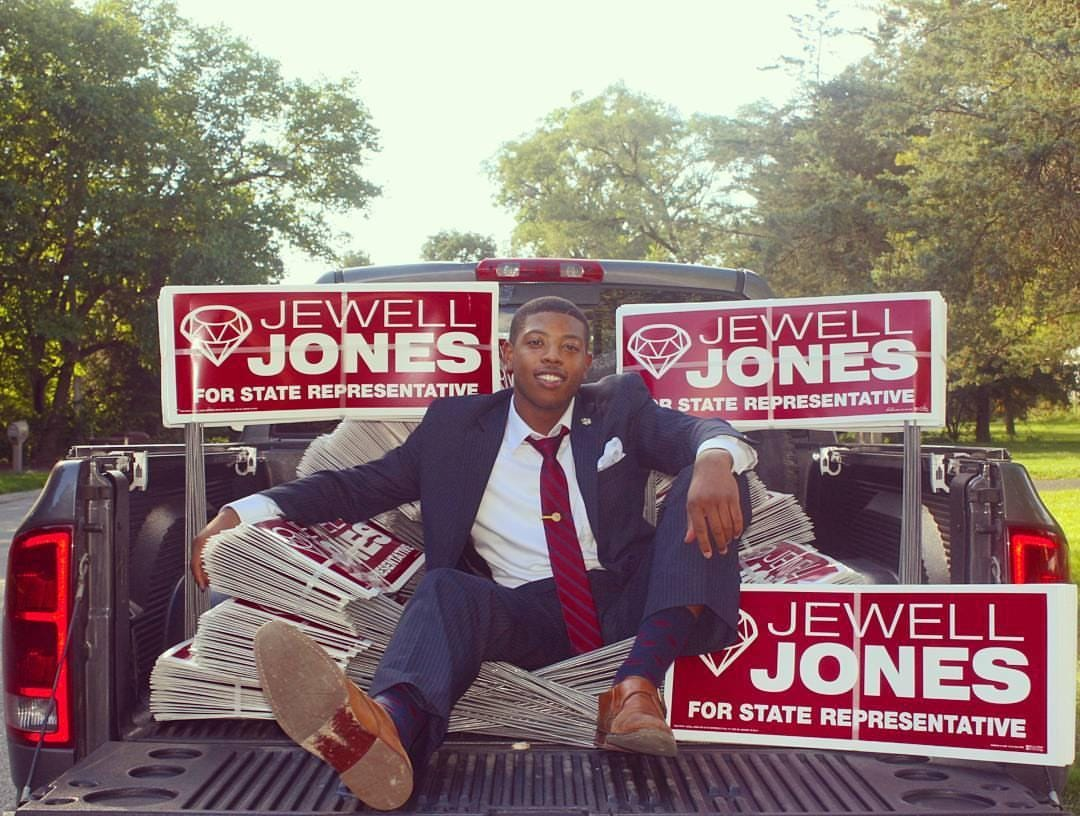 How Rep. Jewell Jones' meteoric rise gave way to scandal