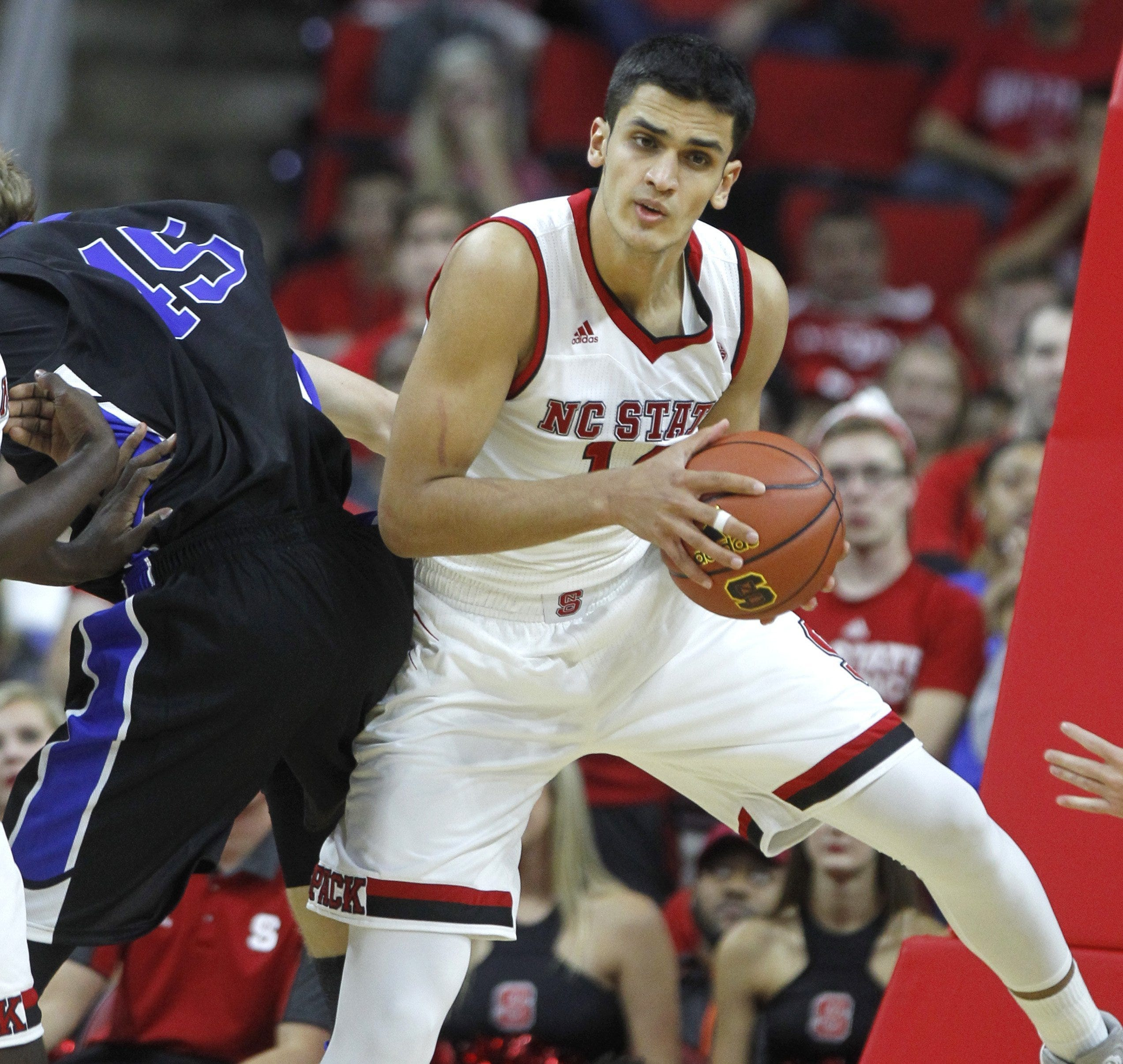 Georgetown adding North Carolina State transfer Omer Yurtseven