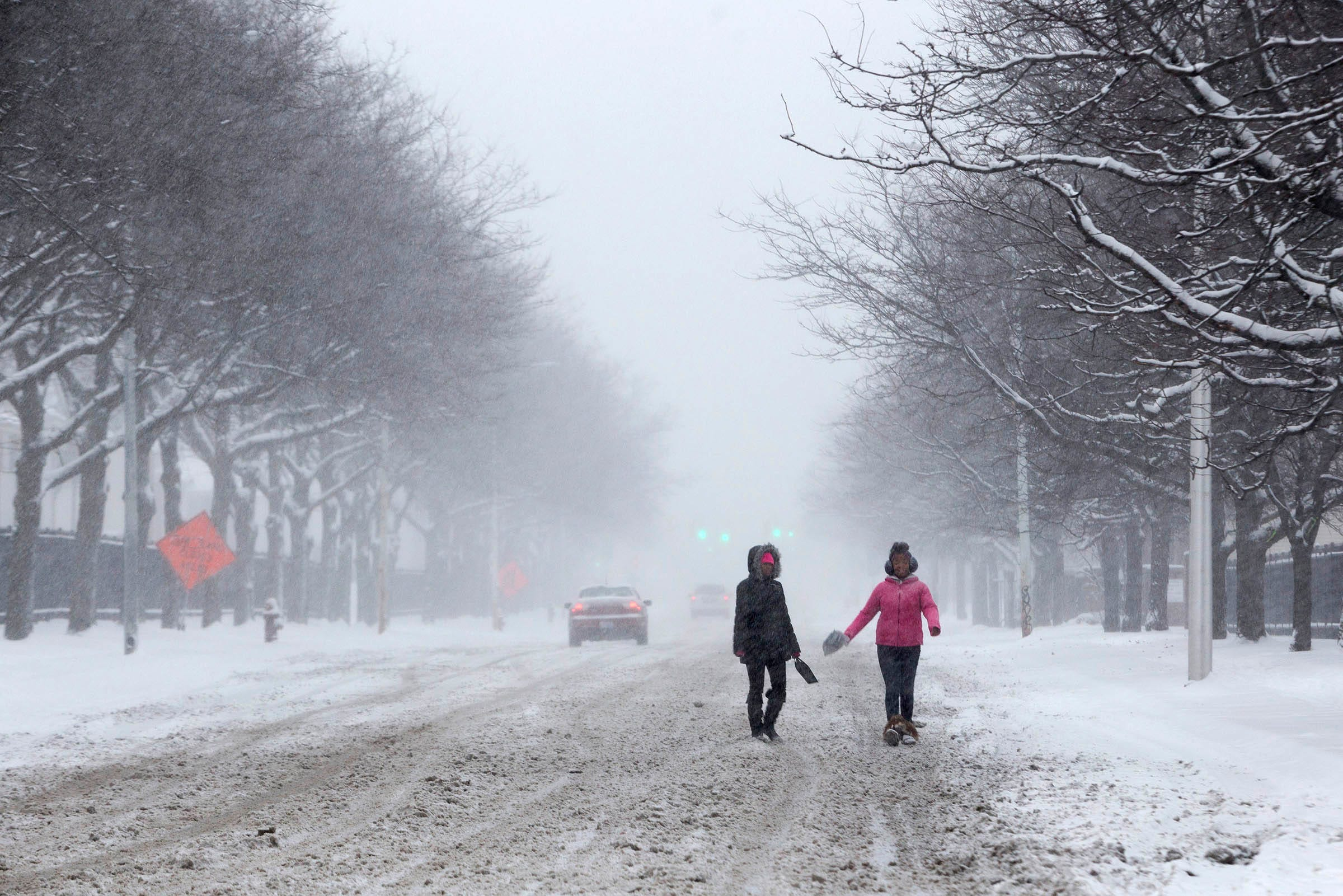 Michigan winter expected to be wetter than average