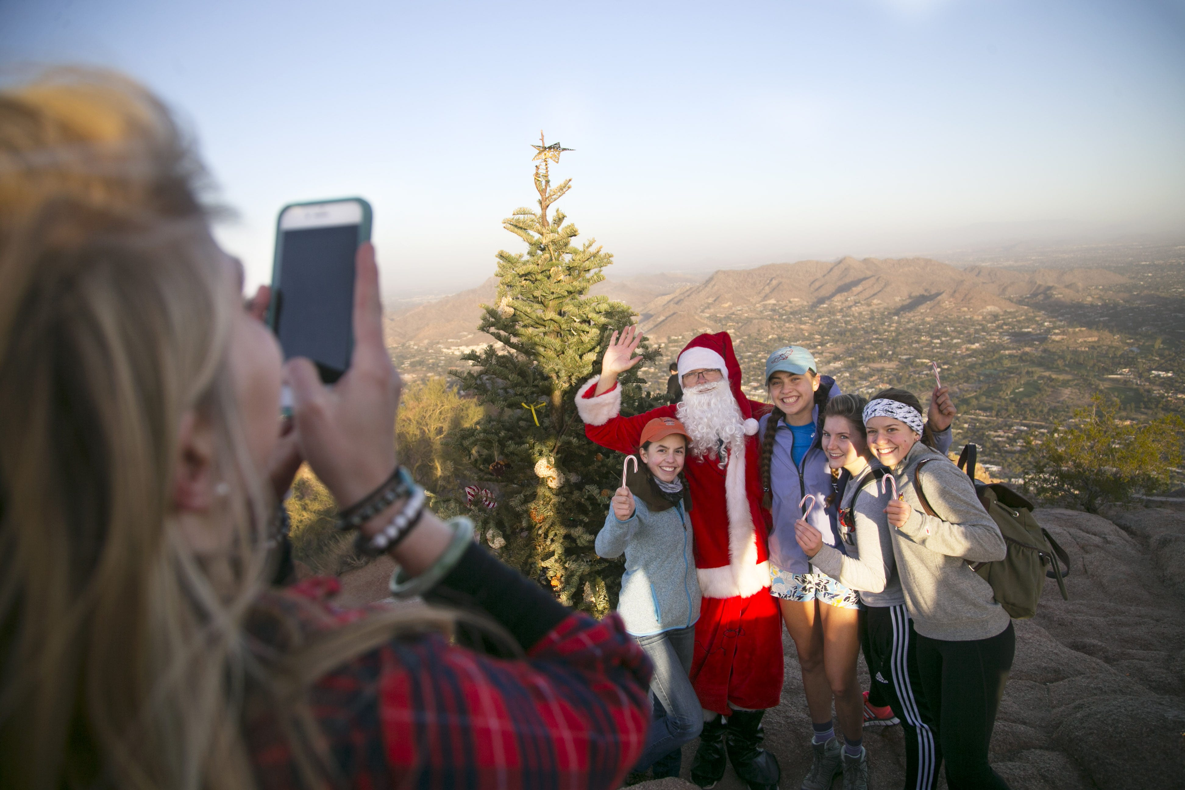 Speak up: Are you for or against a Christmas tree atop Camelback Mountain?