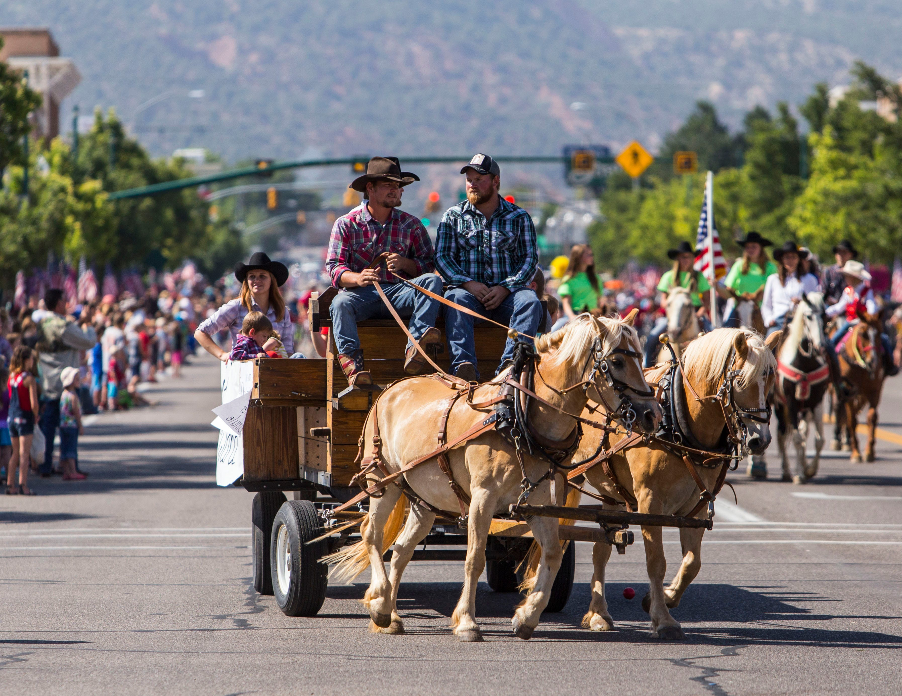 Cities announce Pioneer Day festivities