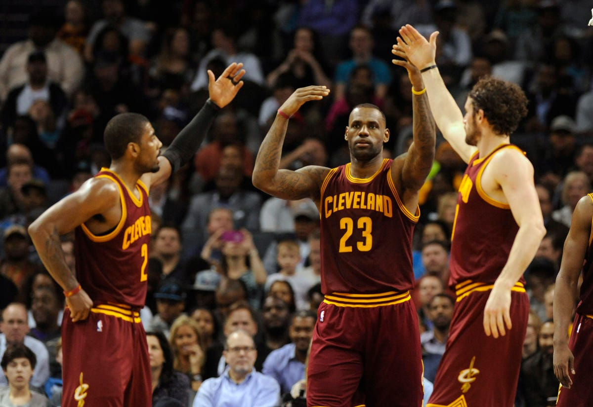 uk availability 8c313 97a88 Cavs conundrum: Should the injury-plagued defending champs ...