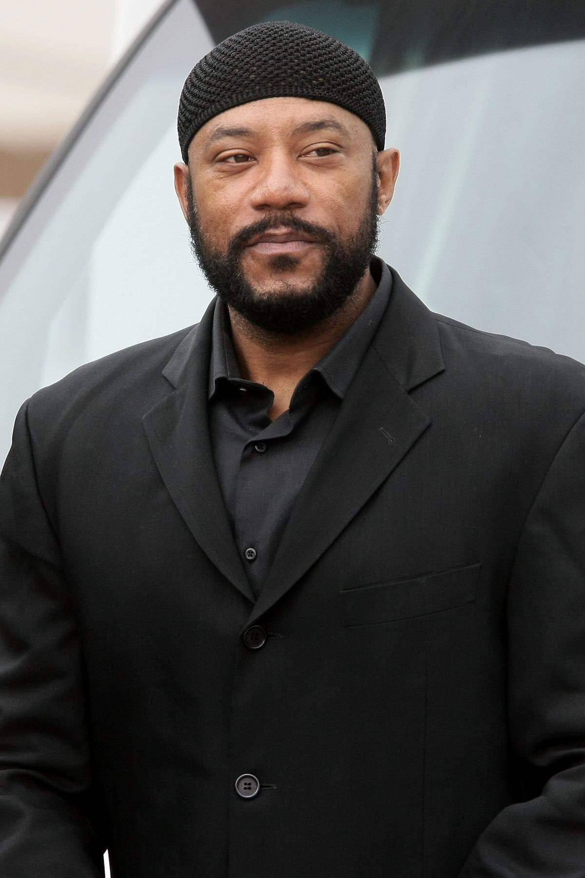 Everybody Hates Chris' actor Ricky Harris dies at 54