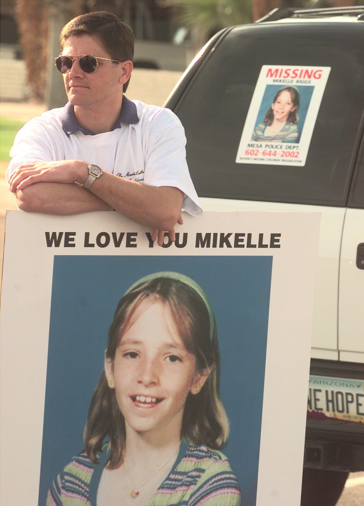 Tip in Mikelle Biggs disappearance shows up on dollar in