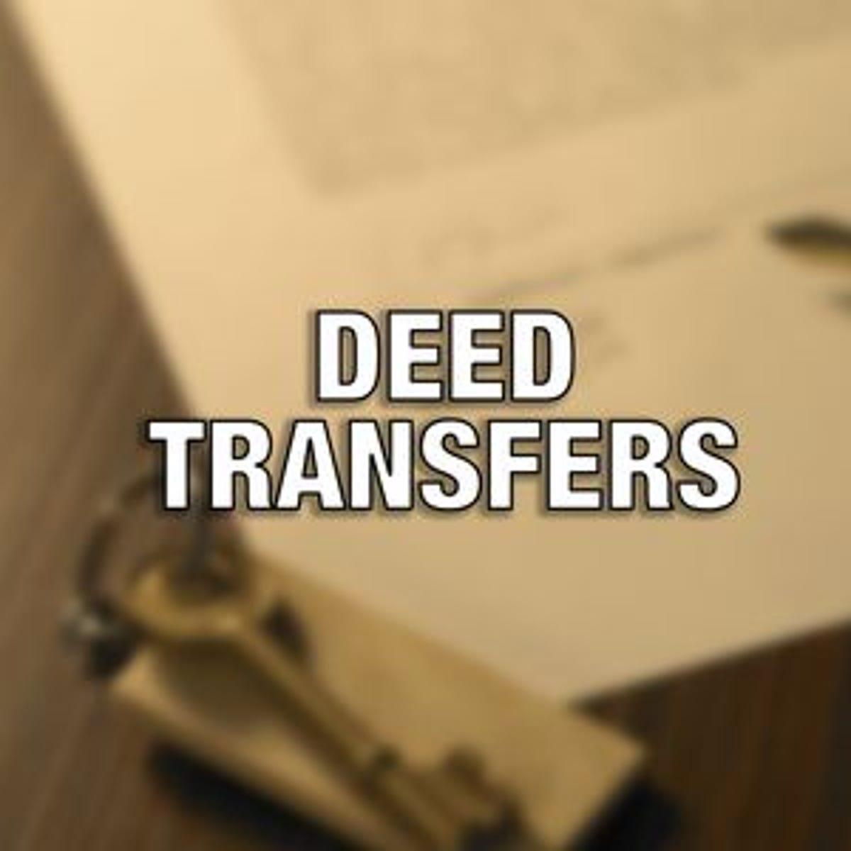 Franklin County deed transfers: Feb  10-16, 2019