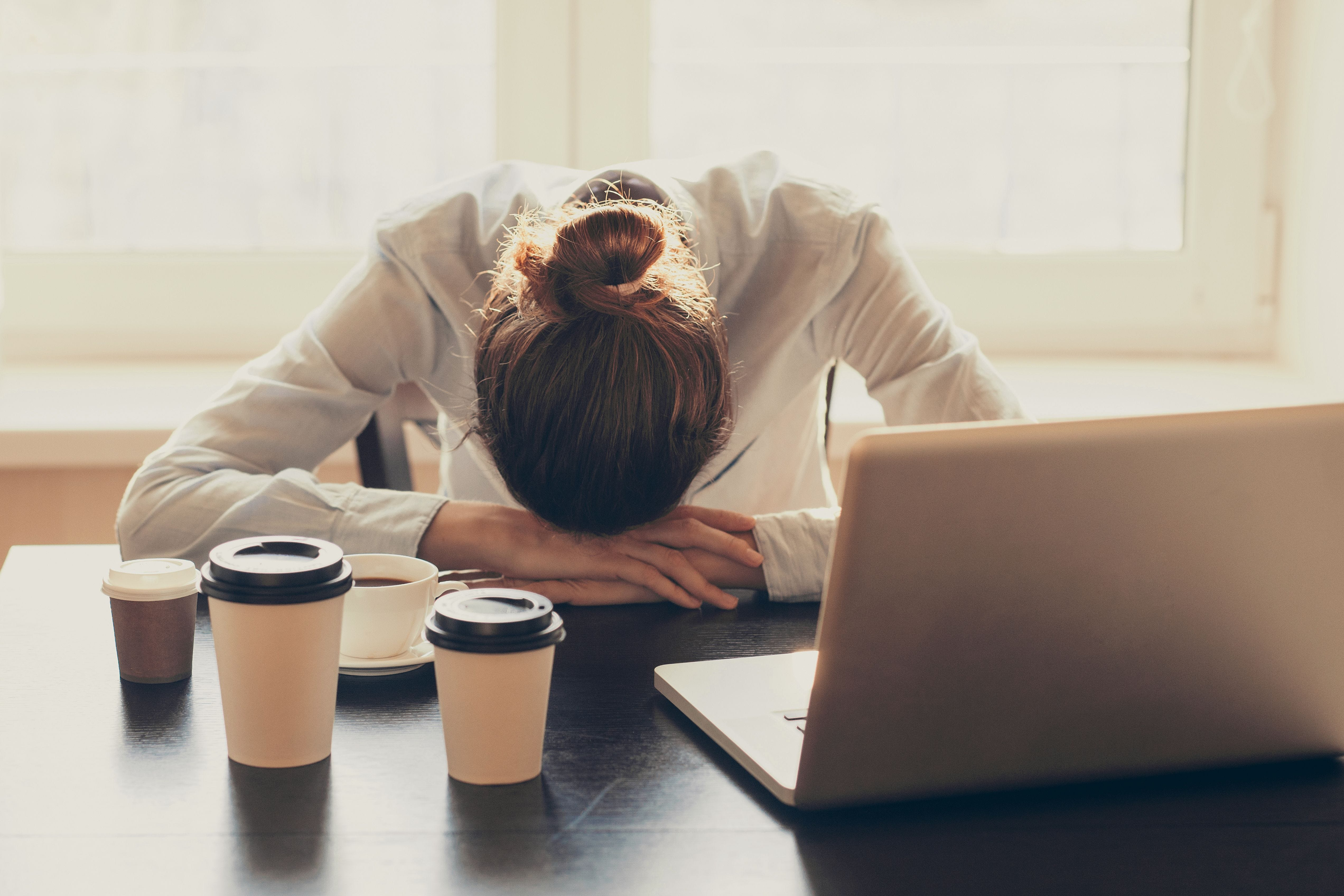 Overworked? Join the club. Here's how to handle it