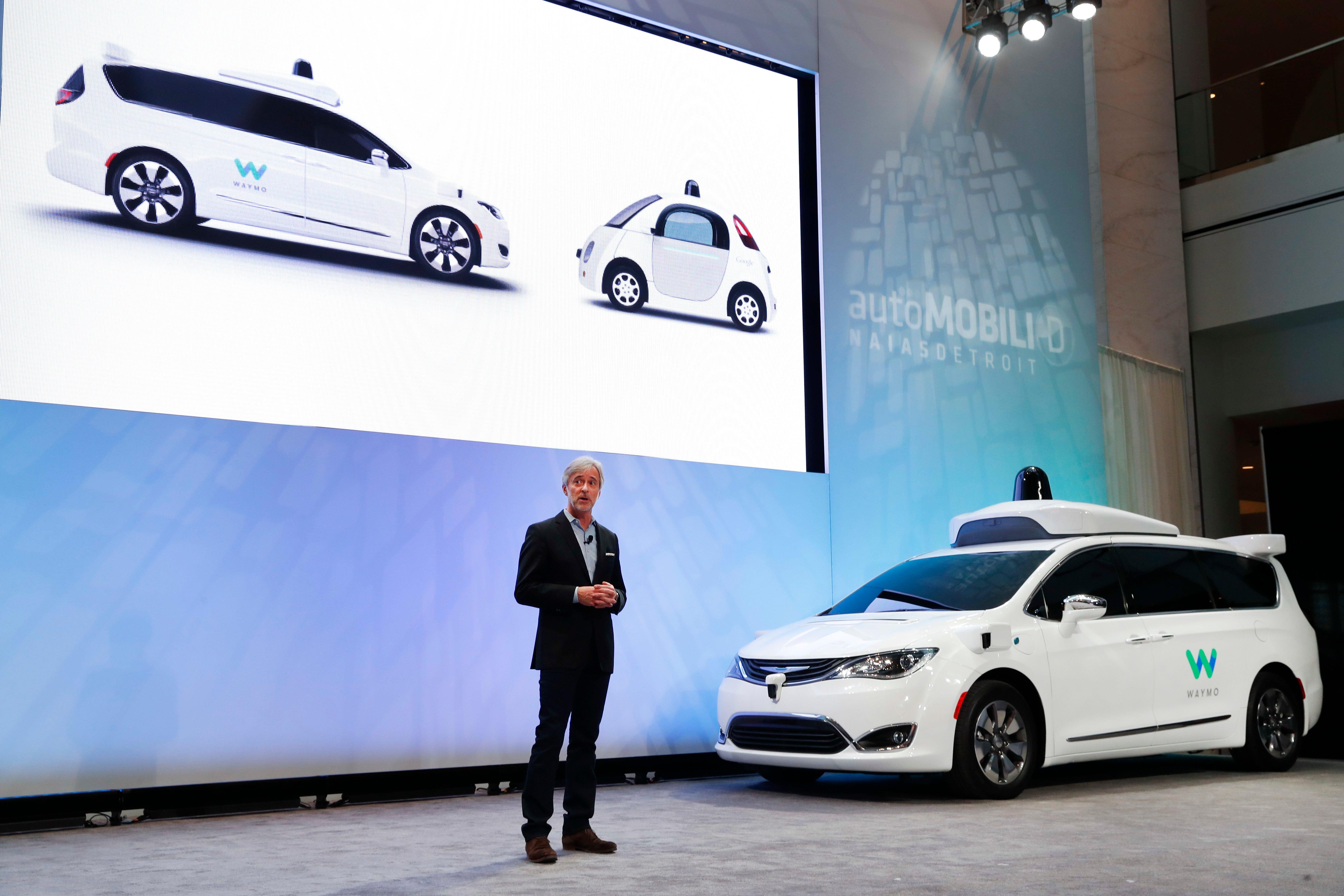 Uber slams Waymo suit as 'baseless'