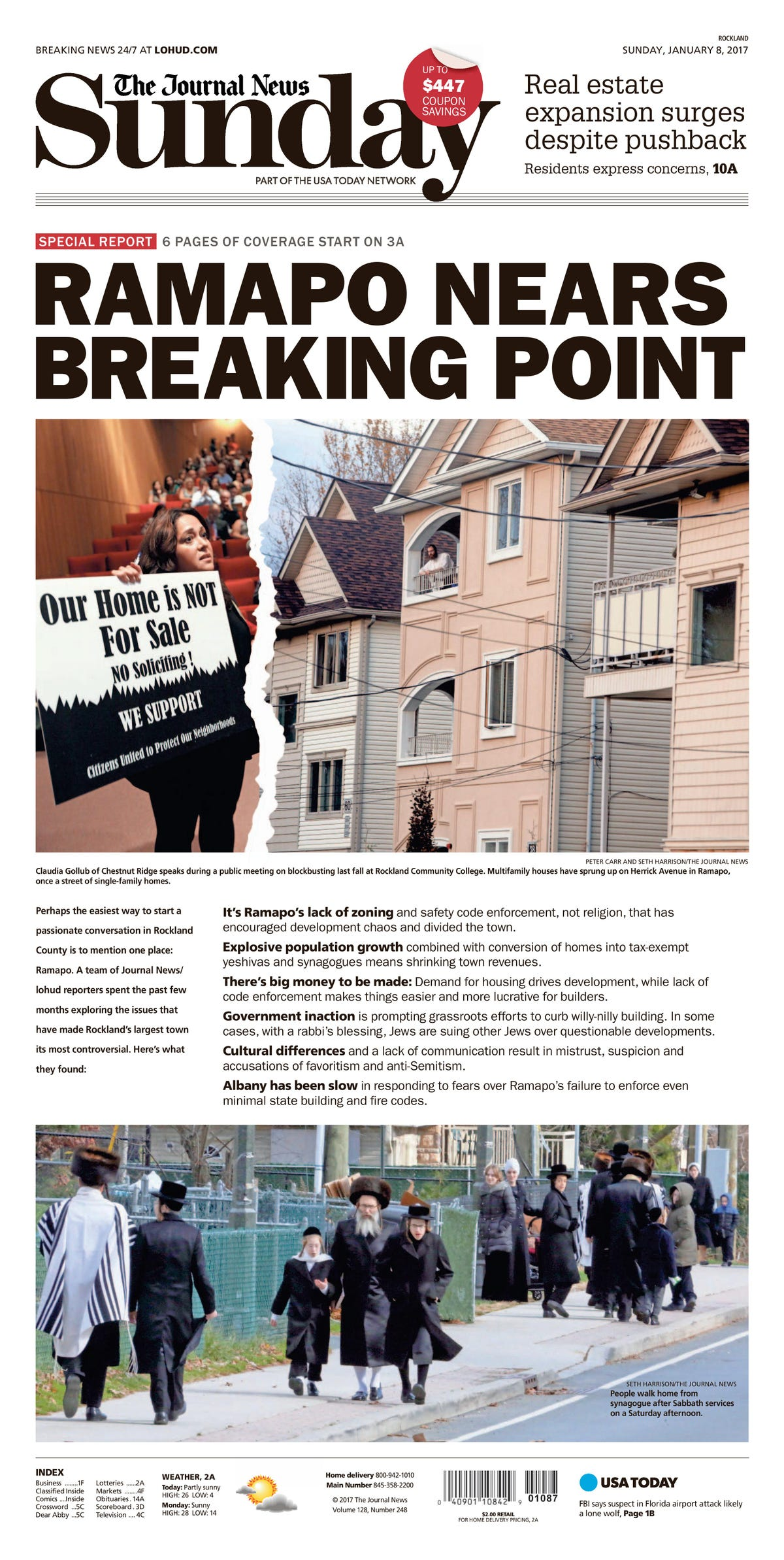 Ramapo nears breaking point: Special Report