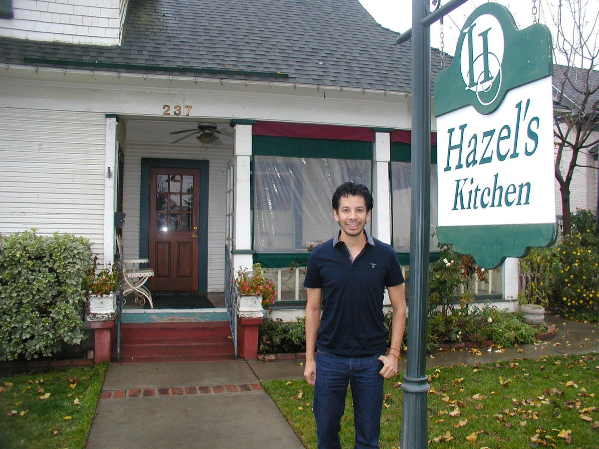 Hazel's Kitchen serves up fresh goodness