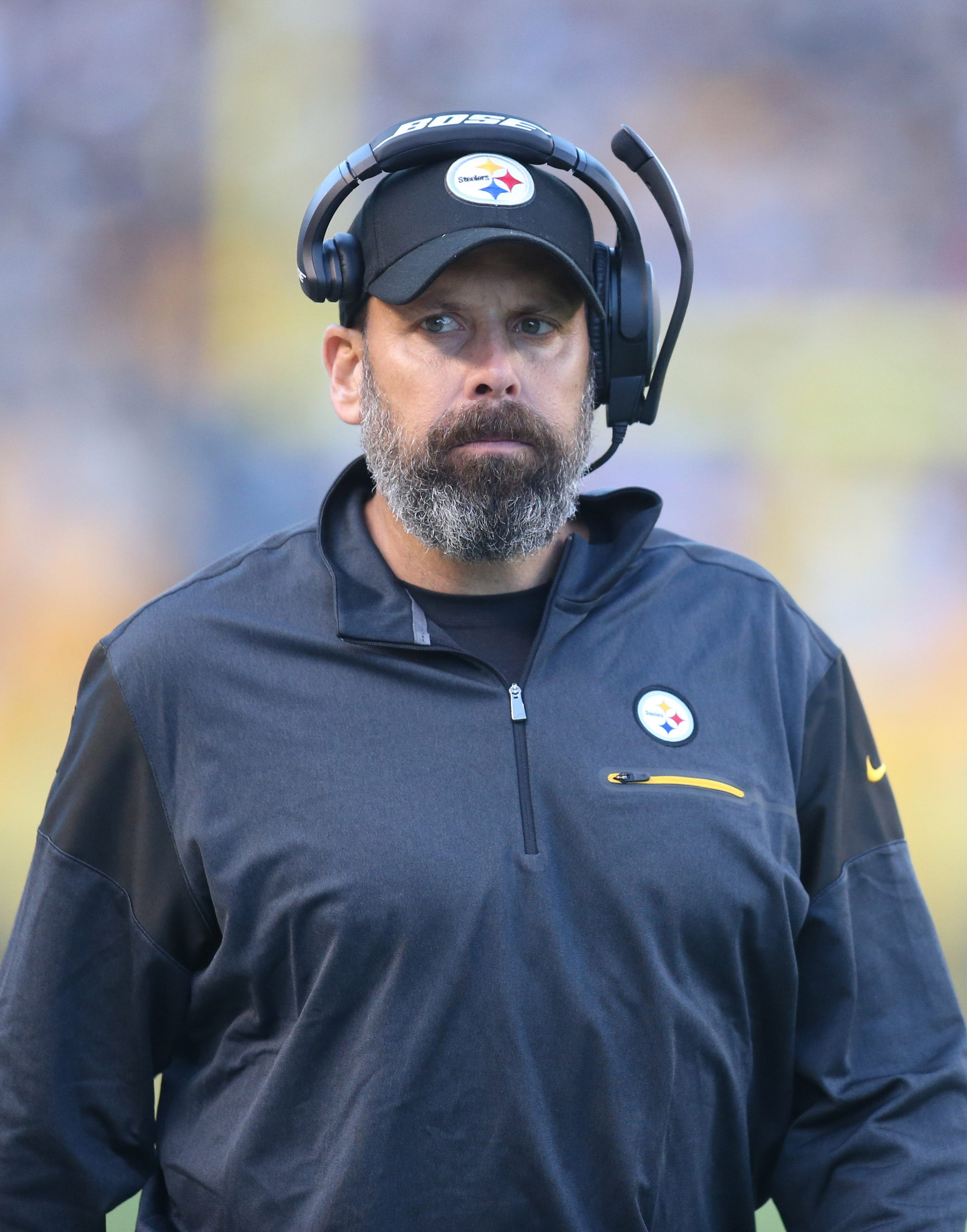 Report: Pittsburgh Steelers OC Todd Haley hurt after being shoved outside bar