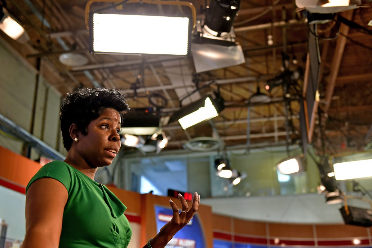 Local anchor fights second cancer diagnosis with humor