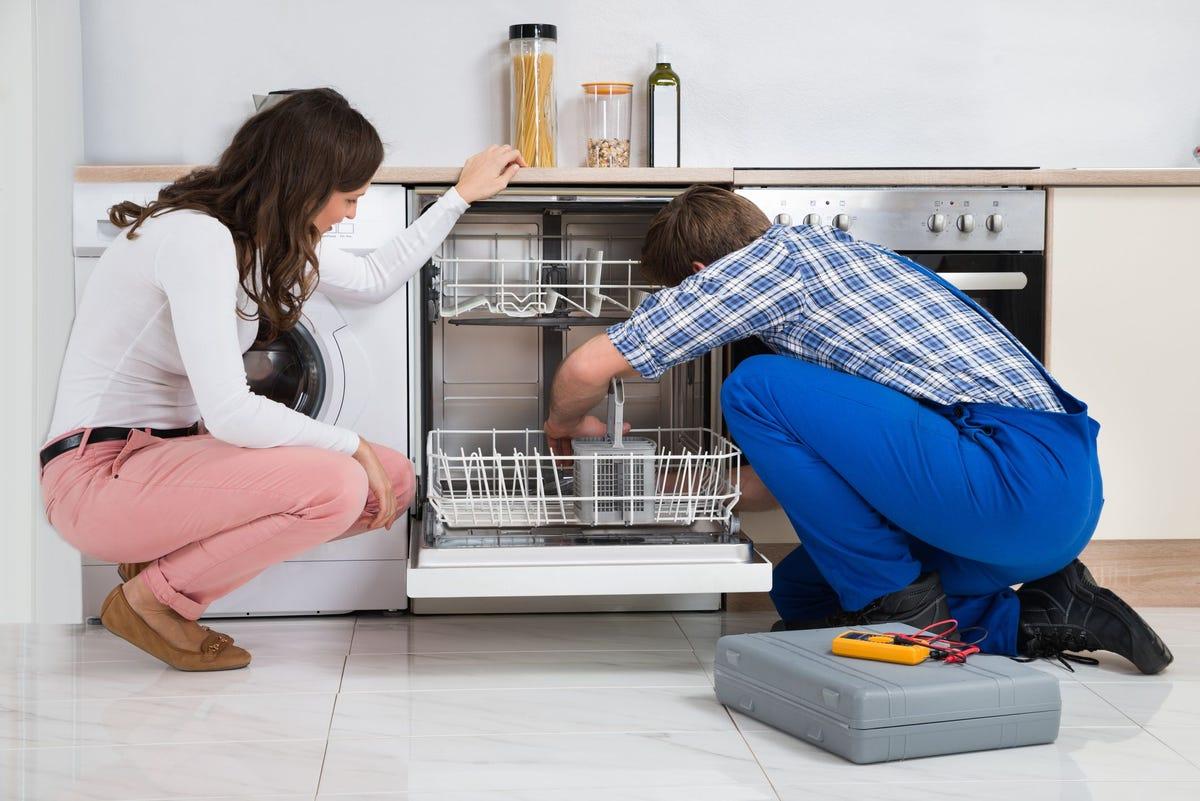 Broken appliance? Consider repair, rather than replace