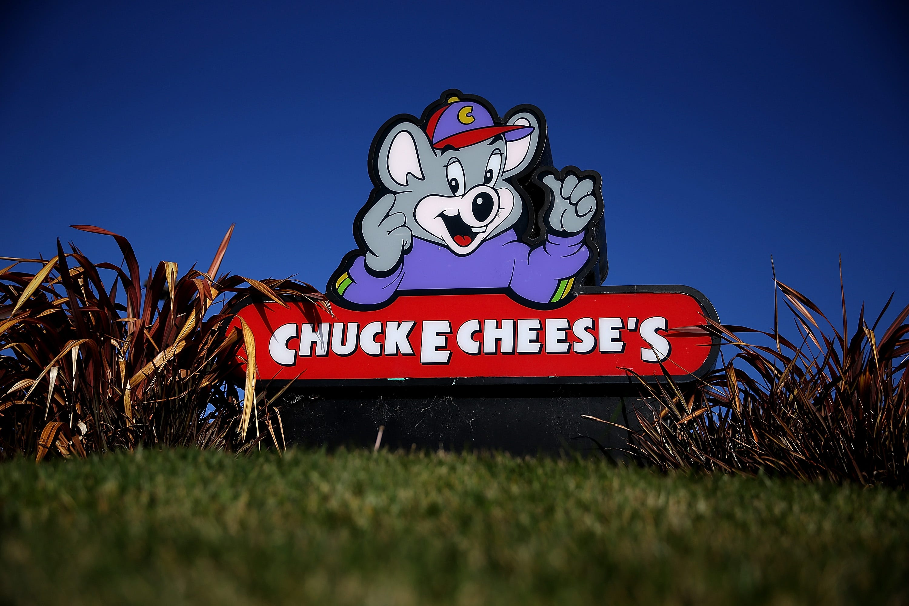 Chuck E. Cheese may be going public