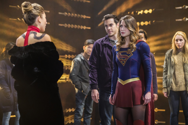 TV tonight: 'Supergirl,' '2 Broke Girls' guest star